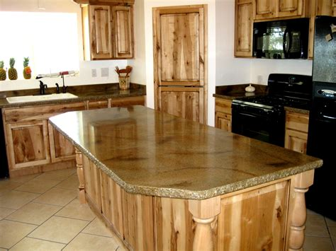 Kitchen Island Countertop Ideas ~ The Best Inspiration for