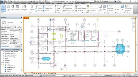 revit worksharing tutorial using worksharing display