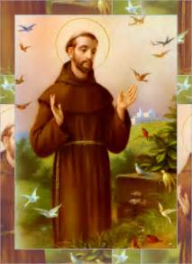 St Francis St Francis Of Assisi