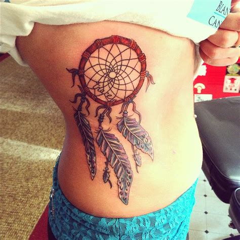dreamcatcher tattoo with words dream catcher tattoo dressed to the nines pinterest