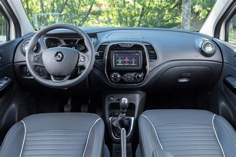 renault captur interior at renault captur 2017 especifica 231 245 es t 233 cnicas pre 231 os