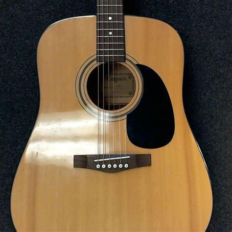 Lotus Acoustic Guitar Used Lotus L 85 Acoustic Guit Acoustic Guitars