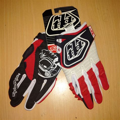 Sarung Motor Merk jual glove sarung tangan motor trail merk tld made in china