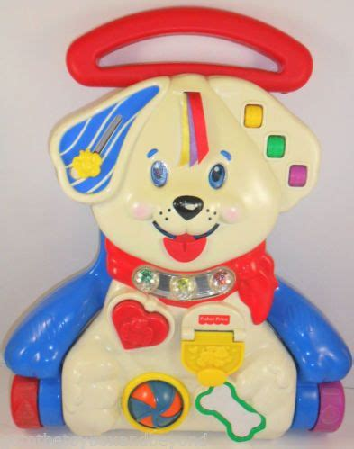 fisher price puppy walker fisher price puppy walker 1 2 3 sing along musical crib activity awesome things
