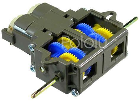 Tamiya Part Gear Box Gir Books Gir Box Sperpart Tamiya pololu tamiya 70168 gearbox kit