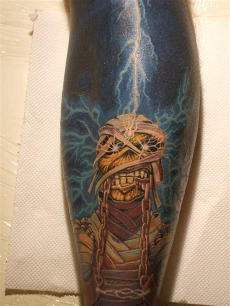 iron clad tattoo iron maiden tattoos
