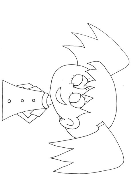 newt coloring page az coloring pages