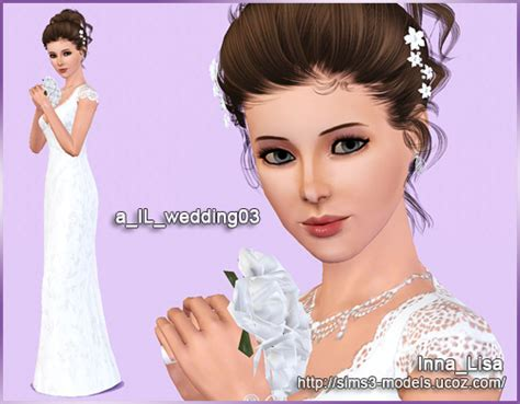 wedding hair the sims 3 my sims 3 poses wedding pose set by inna lisa