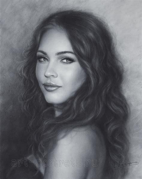 Portrait Drawers by New Drawing Portrait Of Megan Fox 2016