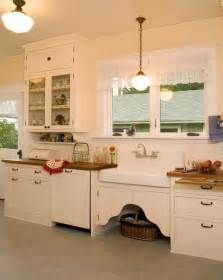 1920s Kitchen Design by 1920 S Historic Kitchen Shabby Chic Kitchen Seattle