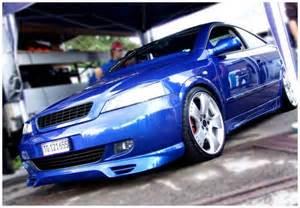 Opel Astra Bertone Tuning Opel Astra G Bertone Dok蛛adka Zderzaka Tuning Zdj苹cie Na