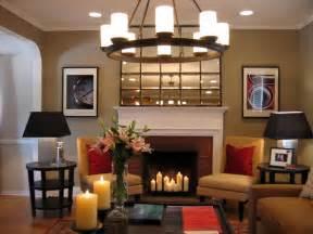 Galerry design ideas above fireplace