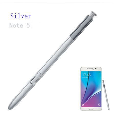Ori Samsung Note S Pen Silver styluses silver stylus touch s pen for samsung galaxy note 5 was listed for r240 00 on 30 jan