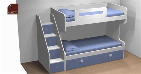 literas camas literas lacadas malaca muebles mi hogar