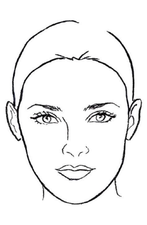 eves24 identifying your face shape