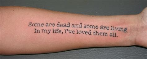 tattoos by kelly barr distressed typewriter