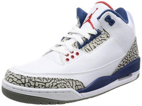 men jordan 3 c red mens air jordan 3 shoes
