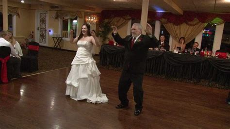 Surprise Wedding Father / Daughter Dance (Gangnam Style