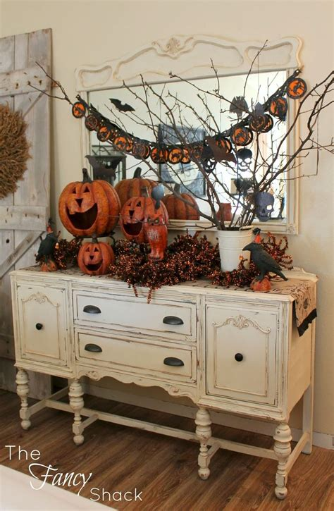 halloween home decorating best 25 halloween decorating ideas ideas on pinterest