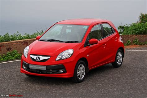 brio honda honda brio test drive review team bhp