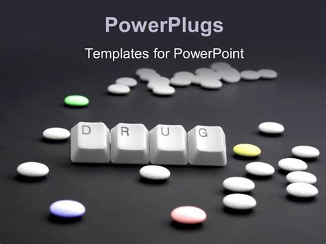 powerpoint templates free download drugs powerpoint template four tabs that spell out the word