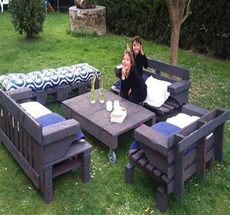 Patio Furniture Made Out Of Pallets Wonderful Patio Furniture Made Out Of Pallets Outdoor Furniture Patio Furniture Made Out Of