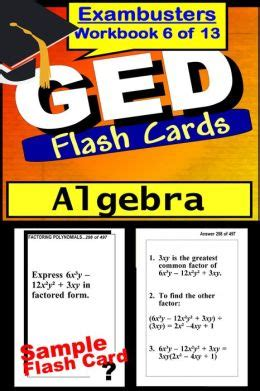ged math workbook 2018 the most comprehensive review for the math section of the ged test books ged study guide algebra review ged math flashcards ged