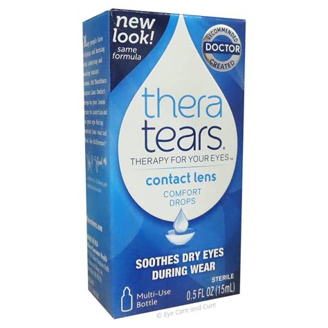 theratears 174 contact lens comfort drops 0 5 ml