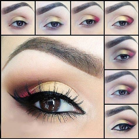 tutorial on eyeshadow application 13 best eyeshadow tutorials for brown eyes makeup tips video