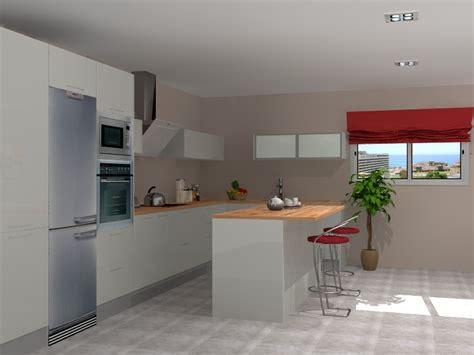 cocina con isla cocina con isla integrada al sal 243 n ideas reformas cocinas