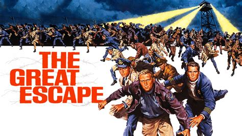 The Great Escape i ve never seen the great escape and tv now