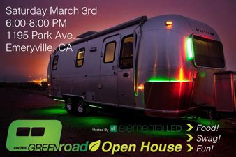 diode led emeryville elemental led to host open house for on the green road airstream project diode led diode led