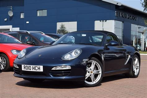 porsche boxster 2 9 used 2010 porsche boxster 2 9 for sale in south
