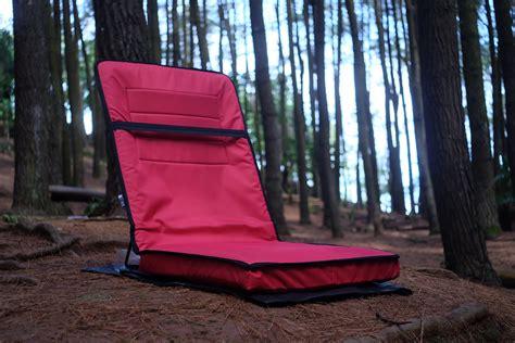 Kursi Lipat Merah jual kursi malas sende lesehan lipat laptop bergaransi