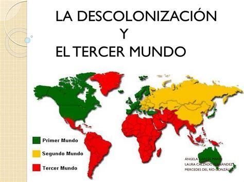 imagenes que lloran en el mundo calam 233 o la descolonizaci 243 n y el tercer mundo