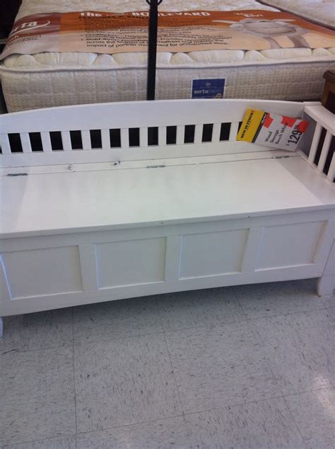 big lots bench 17 best images about end of bed storage benches in white on pinterest master