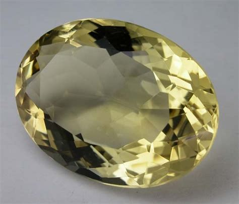 Yellow Citrin citrine colour