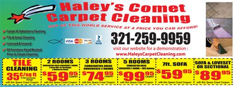 Upholstery Cleaning Coupons by Space Coast Coupons Coupons Haley S Comet