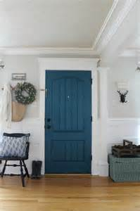Painted Interior Doors by Painted Interior Door The Wicker House