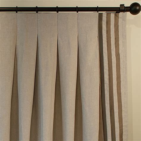 making pleated drapes hand made custom bordered silk drapes and roman blinds on