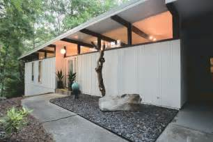 Mid Century Houses Mid Century Modern Home Exterior Images Amp Pictures Becuo
