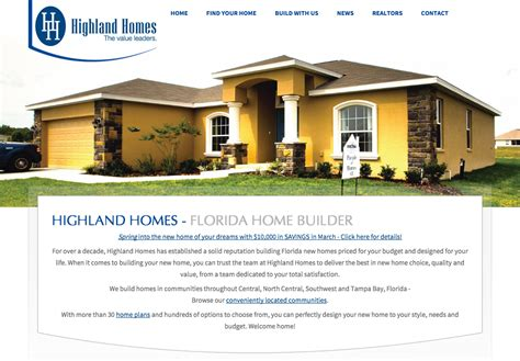 highland homes clermont fl home review
