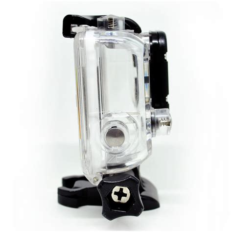 Gopro 3 Murah dazzne waterproof housing for gopro 3 dz 307 black jakartanotebook