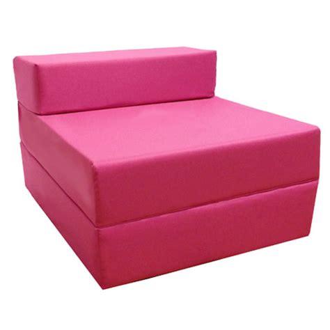 futon matratze fold out foam guest z bed chair waterproof sleep in