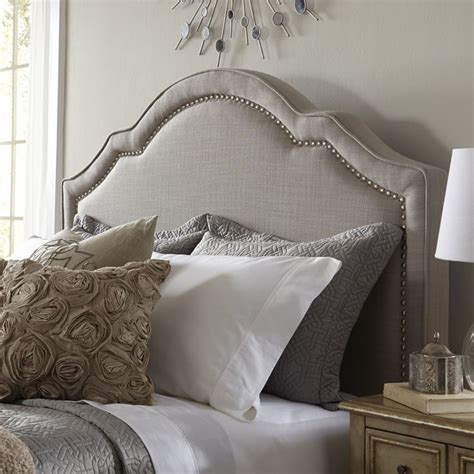 how to upholster a headboard with nailheads best 20 upholstered headboards ideas on pinterest