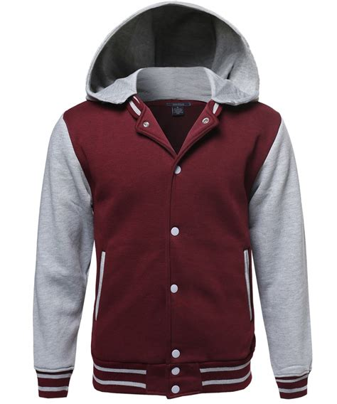 Outdoor Jacket Baseball Tbc baseball hoodie jacket outdoor jacket