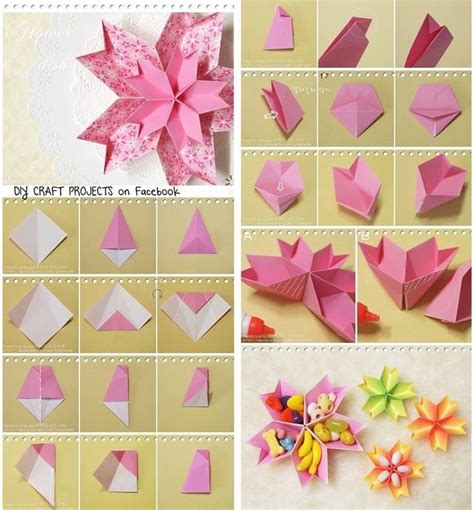 Craft Ideas Of Paper - arts and crafts by paper for school projects