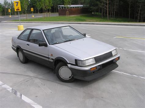1984 Toyota Corolla Gts For Sale Image Gallery 1984 Toyota Corolla