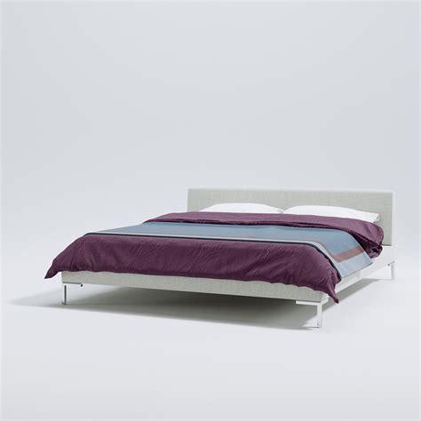 b b b b italia charles bed triangle form 3d models