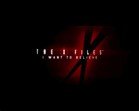 X Files With The Lights On by Free Hq Black Background The X Files I Want To